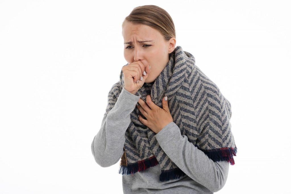 Суха кашлица: 7 природни средства да се отървете от нея