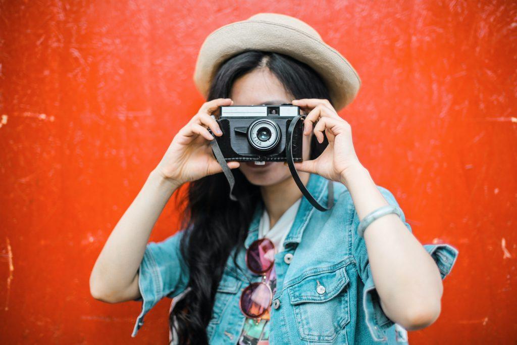 Тайни на портретната фотография